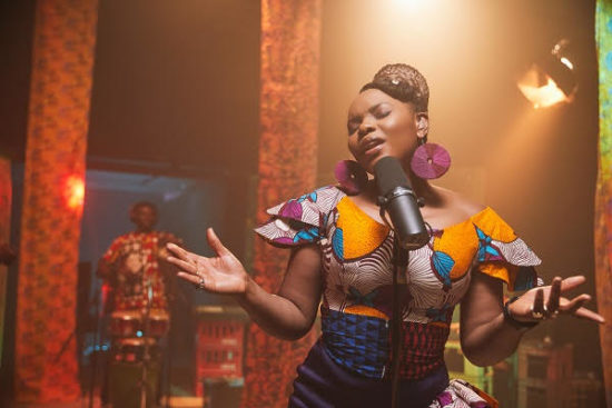Yemi Alade - Poverty (Live Session) [Video]