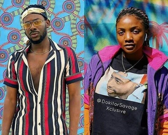 Adekunle Gold addresses the backlash following Simi's apology to the LGBT Community