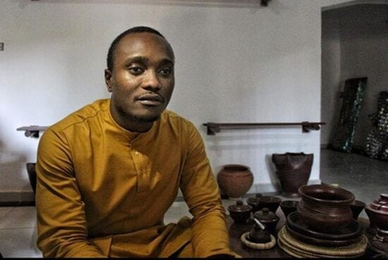 Brymo's Mangement responds as he is called out over cover art design used for his album