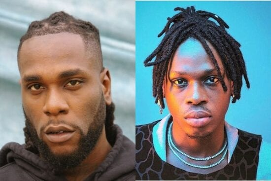 Burna Boy and Fireboy DML albums generate mixed feelings