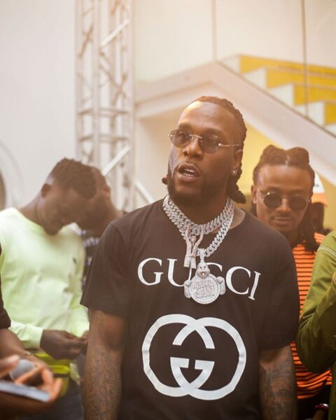 Burna Boy speaks on why he is accepted in the UK than the US
