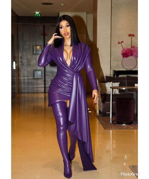 Nigerian Pastor critizes Cardi B after she glorified God for the success of her song 'WAP'
