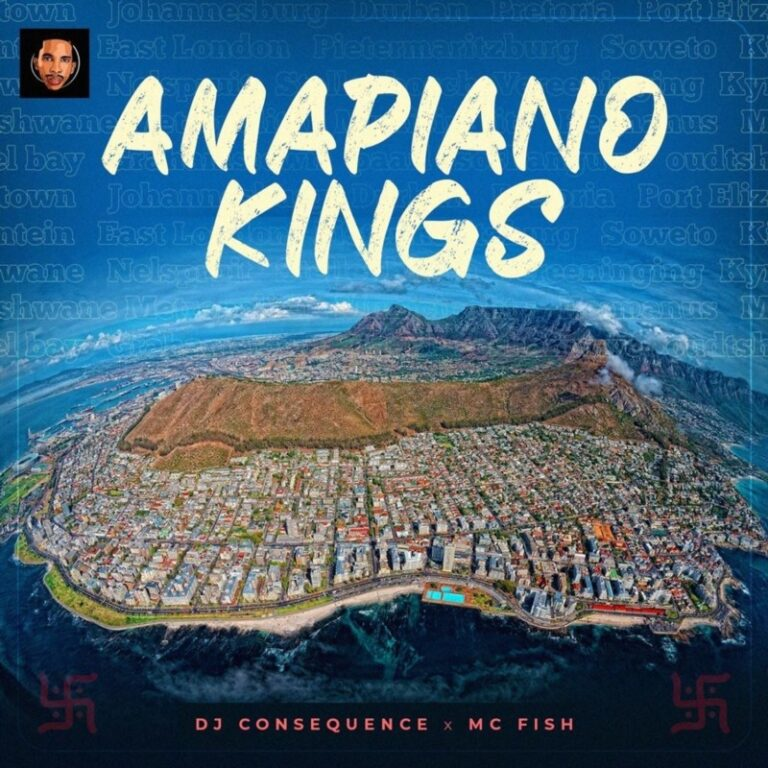 DJ Consequence – Amapiano Kings Mixtape