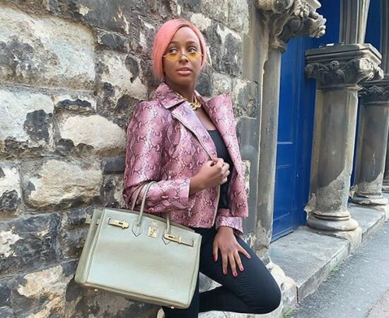DJ Cuppy brags as she travels to Monaco for vacation