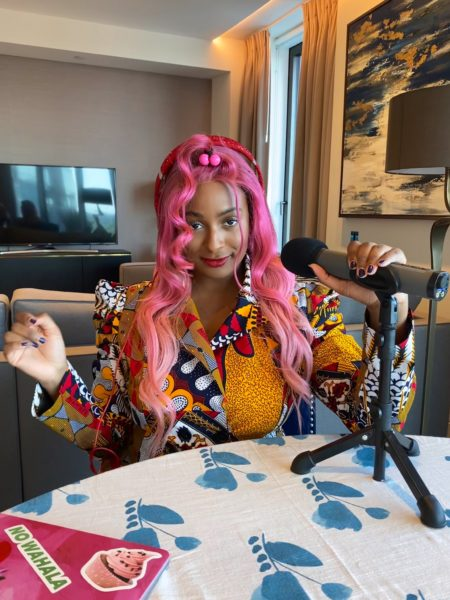 DJ Cuppy reveals when she would find love