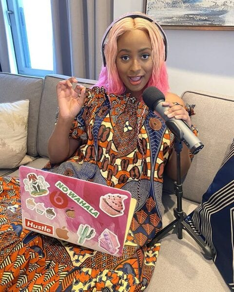 DJ Cuppy hints on a huge deal she is about to sign