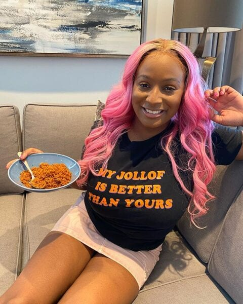 DJ Cuppy laments about being single