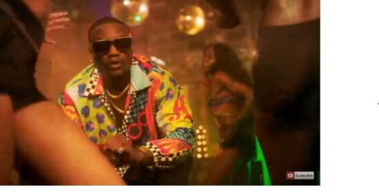 DJ Tunez – Cool Me Down ft. Wizkid Video Download Mp4
