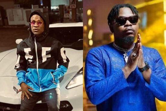 Dotman responds as Twitter User compare him and Olamide