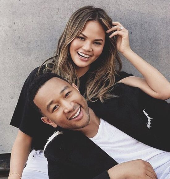 John Legend and his wife, Chrissy Teigen expecting their 3rd child
