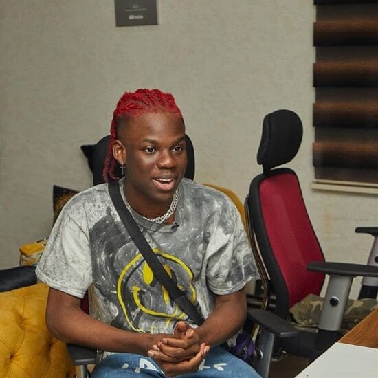 Wema Bank responds as Rema changes their name to his