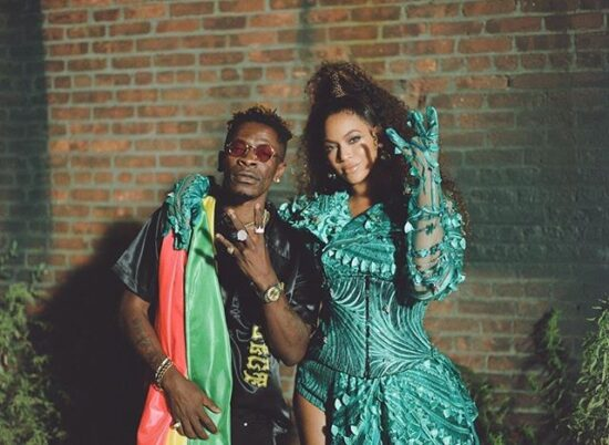 "Shatta Wale shares how he sneaked out of Ghana to shoot ""Already"" video with Beyonce"