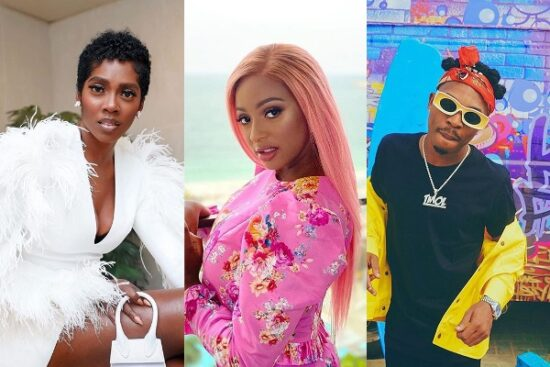 Tiwa Savage, DJ Cuppy, Mayorkun top Triller US & Global charts