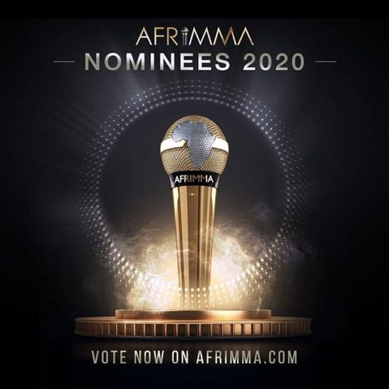 Check out the full Nomination list for AFRIMMA 2020