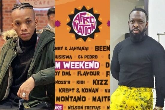 Afro Nation Portugal 2021; Tekno, Timaya, and others joins new Lineup
