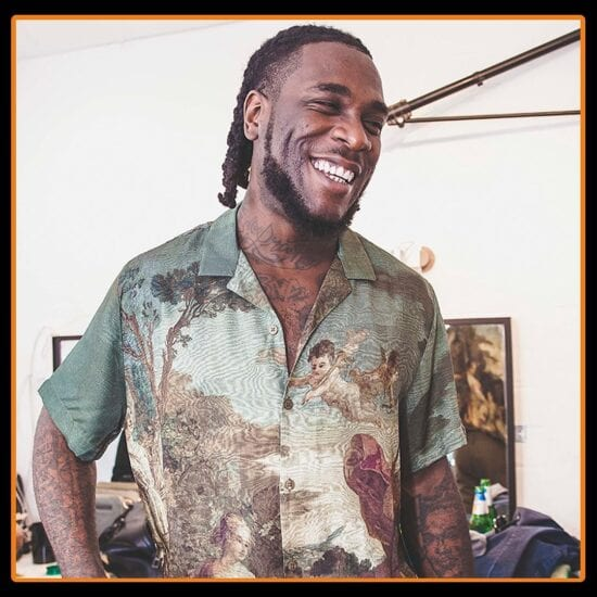 Nigerians Drag Burna Boy over his refusal to protest