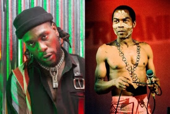 Burna Boy, Fela and Activism; What people need to understand