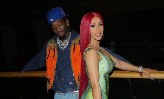 Cardi B reportedly files to Divorce husband, Offset
