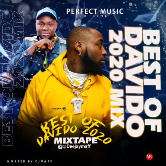 DJ Maff - Best Of Davido 2020 Mix