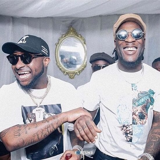 Davido speaks on his supposed beef with Burna Boy