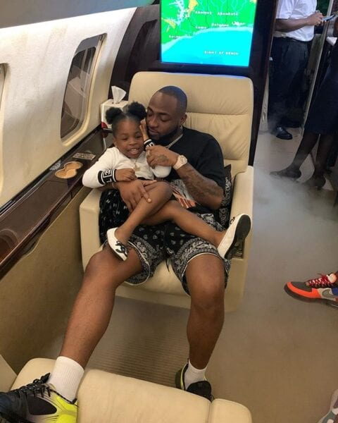 Davido shows Off his and Imade's Luxurious Watches