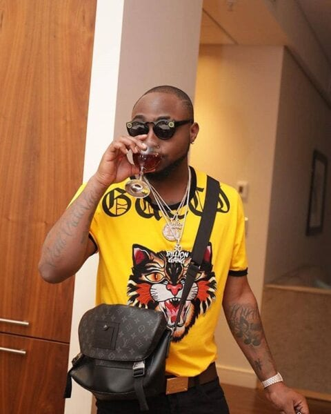 Davido lends his voice to the forthcoming Edo Election