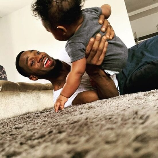 D'banj celebrates his son on his one-year birthday