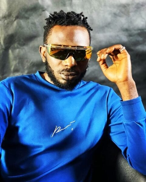 May D declares his new relationship status