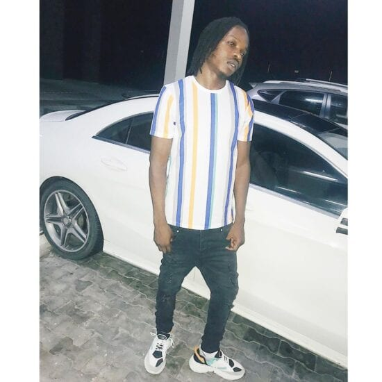 Check out Naira Marley's hilarious Christmas List
