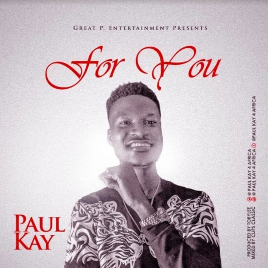 Paul Kay - For You