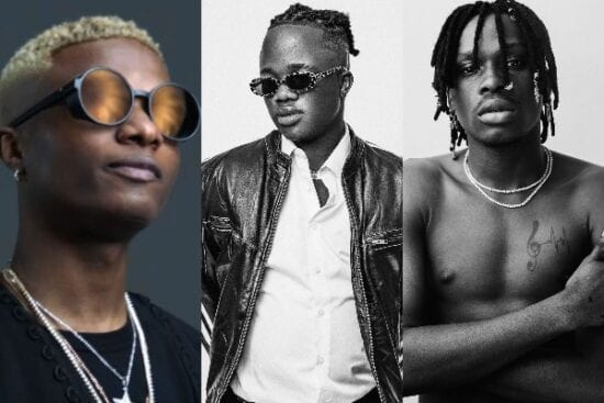 Top 5 Naija Songs To Round Up The Week.
