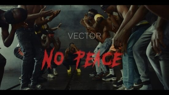 Vector releases No Peace official music video.