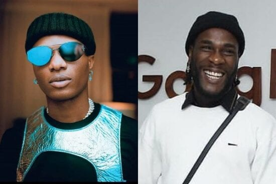 Wizkid and Burna Boy reportedly working on a collaboration