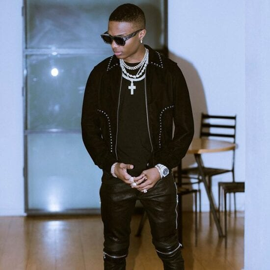 Wizkid drops First teaser for 'Made in Lagos'