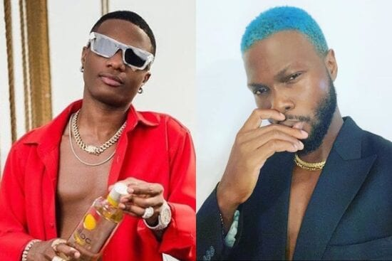 Wurld reacts to Wizkid's 'Smile' Music Video