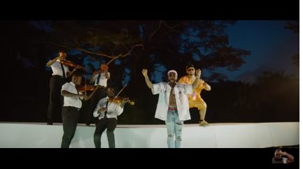 B-Red ft. Davido – Bimpe Video Download Mp4