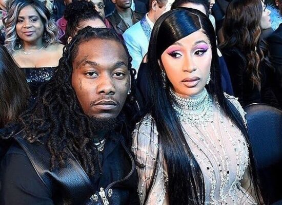 Offset gifts Cardi B a Roll Royce for her 28th birthday
