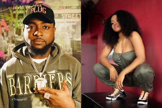 Check out the Female Artist Davido is signing to DMW