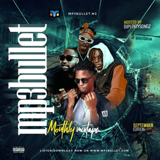 DJ PlentySongz – Mp3Bullet Monthly Mixtape (September 2020)