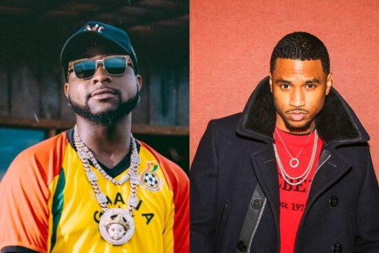 "Davido features in Trey Songz's ""Back Home"" album"