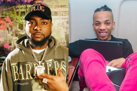 "Davido shares the hilarious story of how Tekno gave him the song, ""If"""