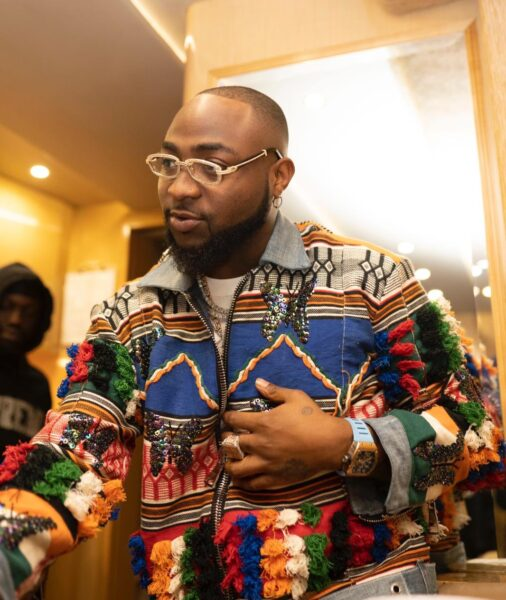 Davido Music Worldwide (DMW) is about to have its first Female Artist according to its boss, Davido.