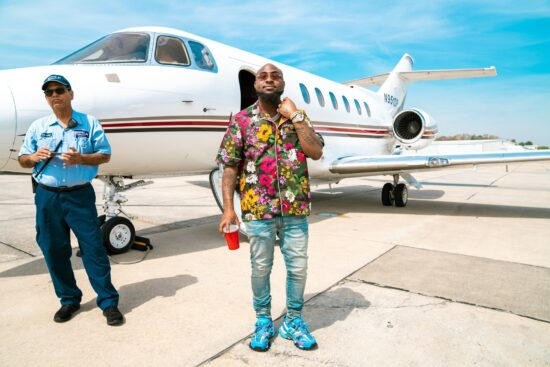 #EndSars: Davido explains remarks made during meeting with the Police
