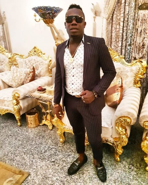 #EndSARS: Duncan Mighty joins protesters in Port Harcourt