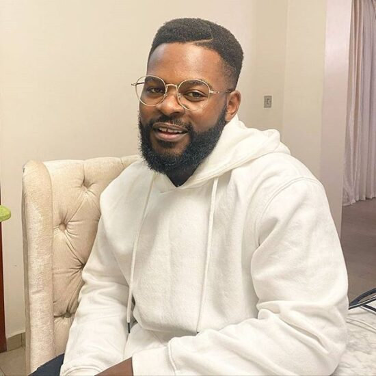 #ENdSars: Falz reacts as he is announced as a panel memeber for Town Hall meeting