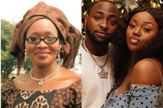 Kemi Olunloyo reveals why Davido can't marry Chioma