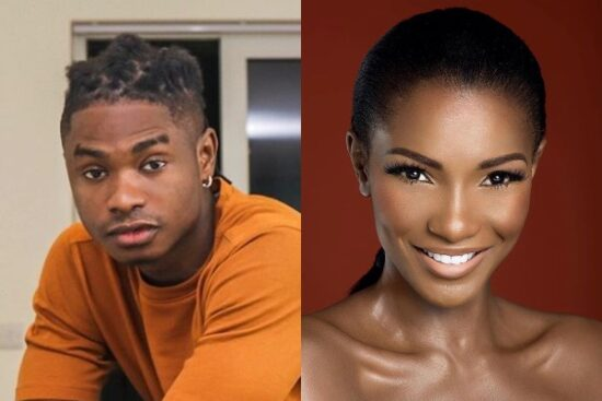 Lil Kesh to dedicate a single off his EP to former beauty queen, Agbani Darego