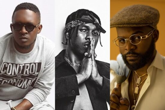 M.I Abaga pays respect to Falz and Runtown for joining the #EndSars Movement