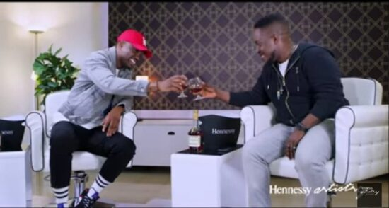 Vector and M.I Abaga settles long term beef