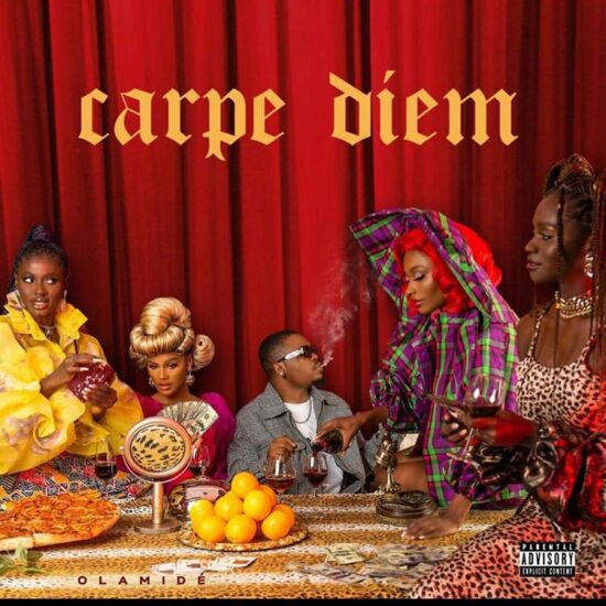 "Nigerians react to Olamide's new album, ""Carpe Diem"""